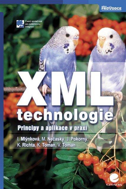 XML technologie - eReading