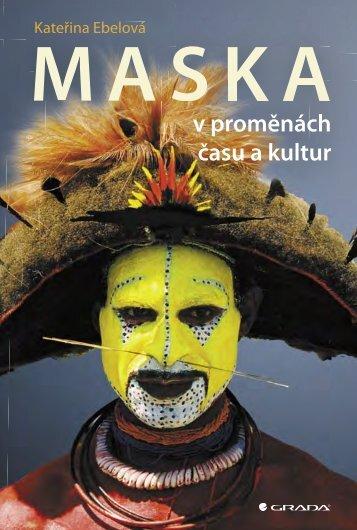 Maska v proměnách času a kultur - eReading