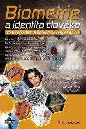 Biometrie a identita člověka - eReading