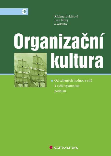 Organizační kultura - eReading