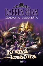 Demonata 5 - Krvavá kreatura - eReading