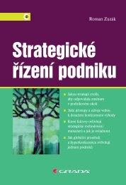 Strategické řízení podniku - eReading