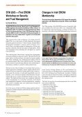 Security and Trust Management Security and Trust ... - Ercim - Page 4