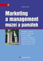 Marketing a management muzeí a památek - eReading
