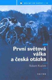První světová válka a česká otázka - eReading