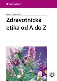 Zdravotnická etika od A do Z - eReading
