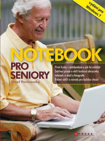 Notebook pro seniory pro Windows 7 - eReading