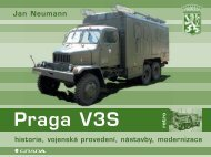 Praga V3S - eReading