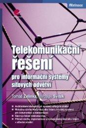 Telekomunikační řešení pro informační systémy síťových ... - eReading