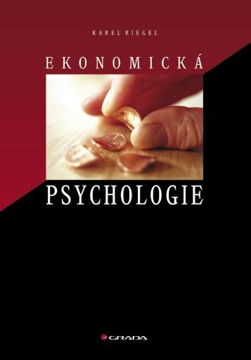 Ekonomická psychologie - eReading