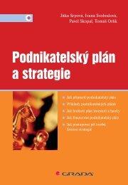 Podnikatelský plán a strategie - náhled - eReading