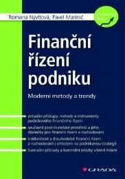 Finanční řízení podniku - eReading