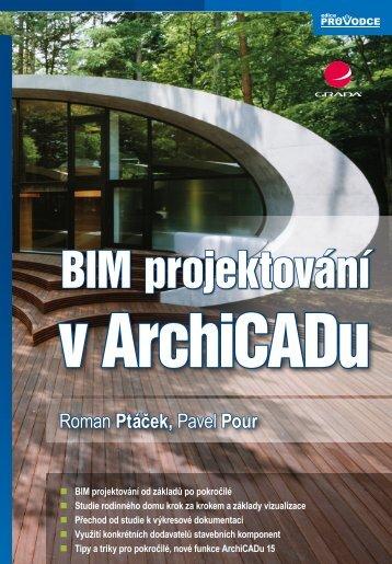 BIM projektování v ArchiCADu - eReading