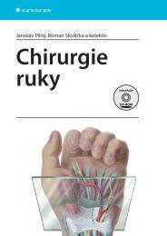 Chirurgie ruky - eReading