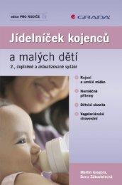 Jídelníček kojenců a malých dětí - eReading