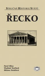 Řecko - Stručná historie států - eReading