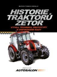 Historie traktorů Zetor - eReading