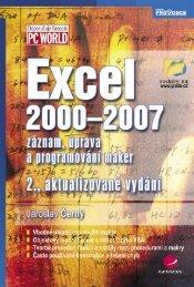 Excel 2000-2007 - eReading