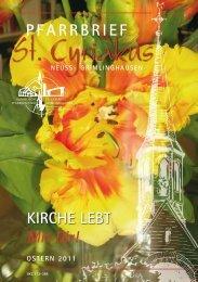 St. Cyriakus - Ostern 2011 - erftmuendung.de