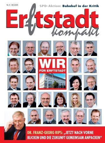 Heft 9 /2009 - Erftstadt kompakt