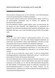 Persönliche Erklärung Dr. Franz-Georg Rips vom ... - Erftstadt kompakt