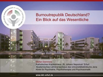 Ein Blick auf das Wesentliche - Erfurt