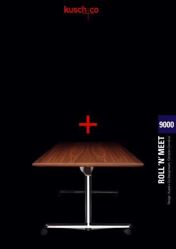 ROLL 'N'MEET 9000 - Ergolain