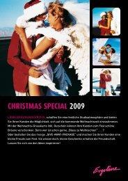 CHRISTMAS SPECIAL 2009 - Ergoline GmbH
