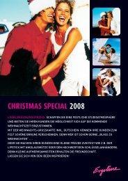 CHRISTMAS SPECIAL 2008 - Ergoline GmbH
