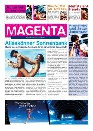 Alleskönner Sonnenbank - Ergoline GmbH