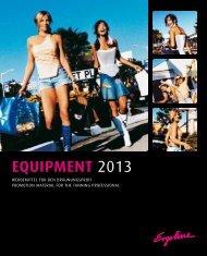 EQUIPMENT 2013 - Ergoline GmbH