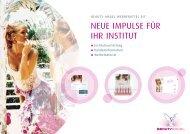 neue impulse für ihr institut - Ergoline GmbH