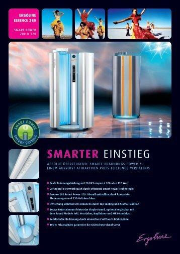 sMArTEr eINstIeG - Ergoline GmbH