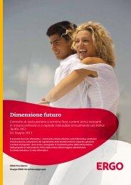 Dimensione futuro - Ergo Italia