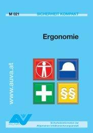 Ergonomie M 021