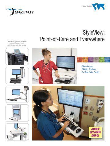StyleView Brochure - Ergotron