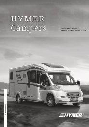 HYMER Campers - ERIBA-HYMER Nederland