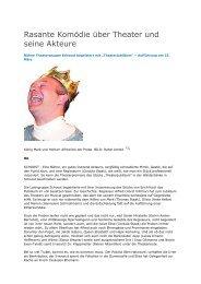 Das Theaterjubiläum.pdf - Erich Koch