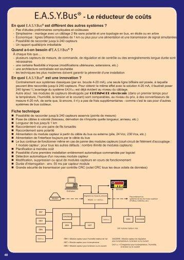 Télécharger la documentation technique - Erichsen