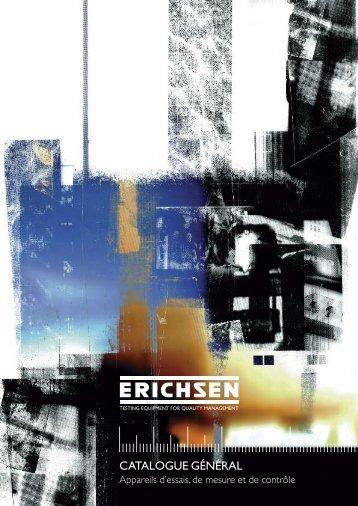 ERI catalogue 2004 (bis) - Erichsen