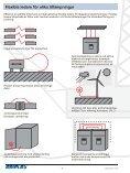 Flexibla ledare Lösningar för att optimera kraft- och ... - Erico - Page 6