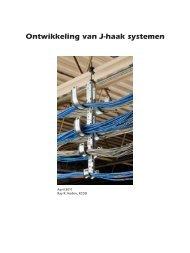 Ontwikkeling van J-haak systemen - Erico