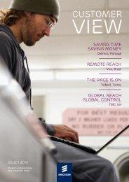 Customer View Issue 1, 2010 - Ericsson