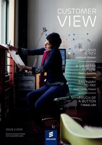 Customer View Issue 2, 2010 - Ericsson