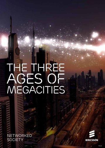 Megacities report - Ericsson