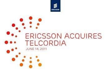 Telcordia Magazines
