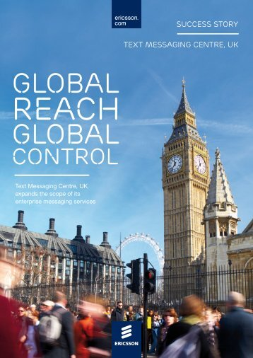 GLOBAL GLOBAL - Ericsson