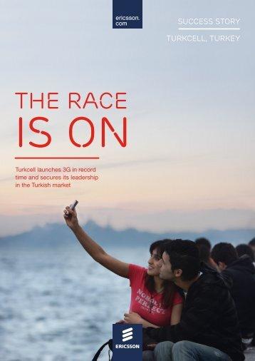 THE RACE - Ericsson