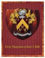 Maen menu rev1111 - Erie Maennerchor Club