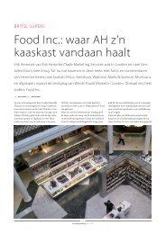 Food Inc. - Erik Hemmes \ Trade Marketing Services
